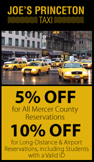 Special Offer, Taxi Services in Princeton , NJ